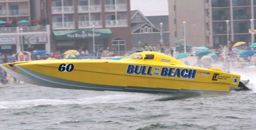 2019 powerboat racing