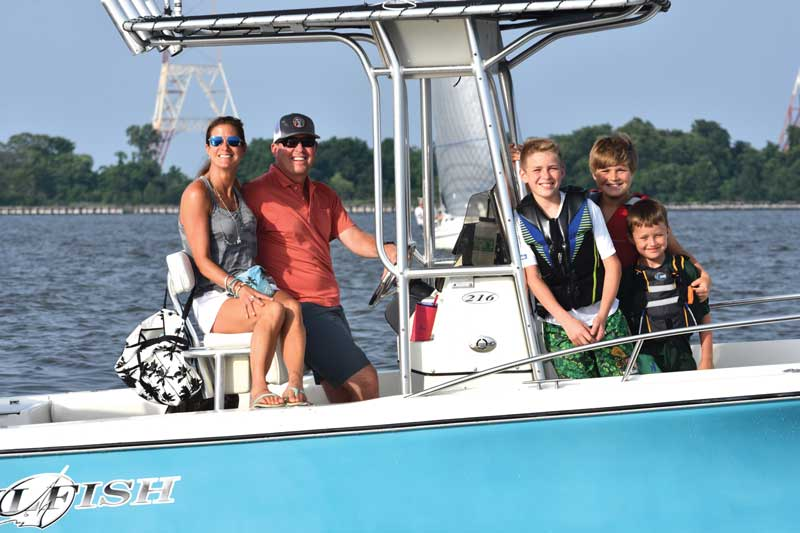 Have you briefed your family and friends or new crew on the safety aspects of your boat?