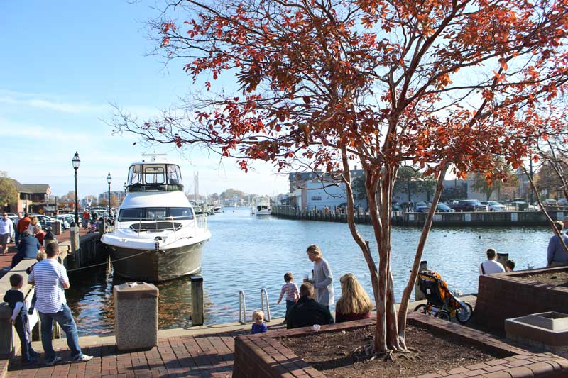 Five Chesapeake Bay Towns to Visit This Fall | PropTalk