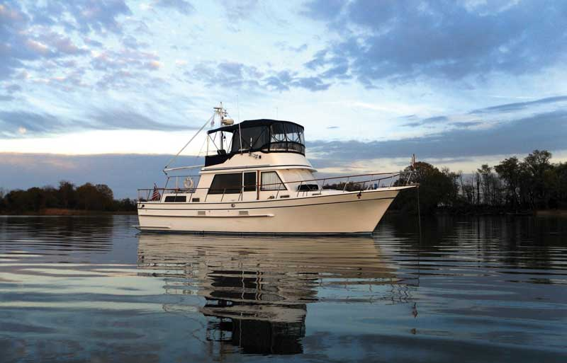 Making the Leap to Cruising Life: Bowrider to Trawler