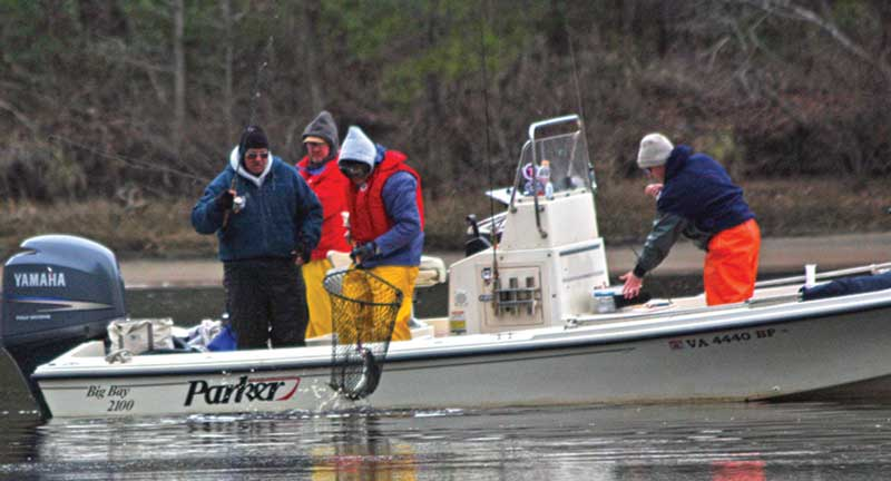 Fishing Tidal Rivers and Creeks