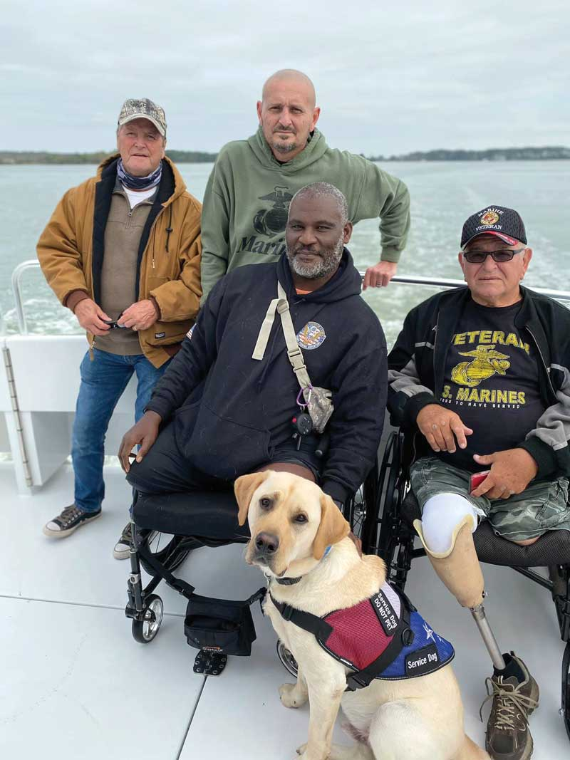 Fish Redeemer: A Charter Boat Designed for Disabled Individuals