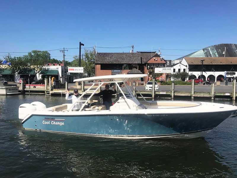 Maryland Boating Regulations As of May 15