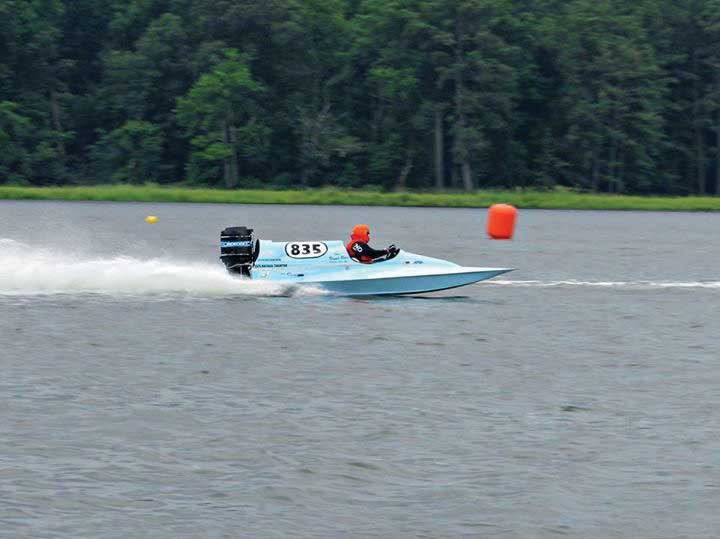 2019 powerboat races