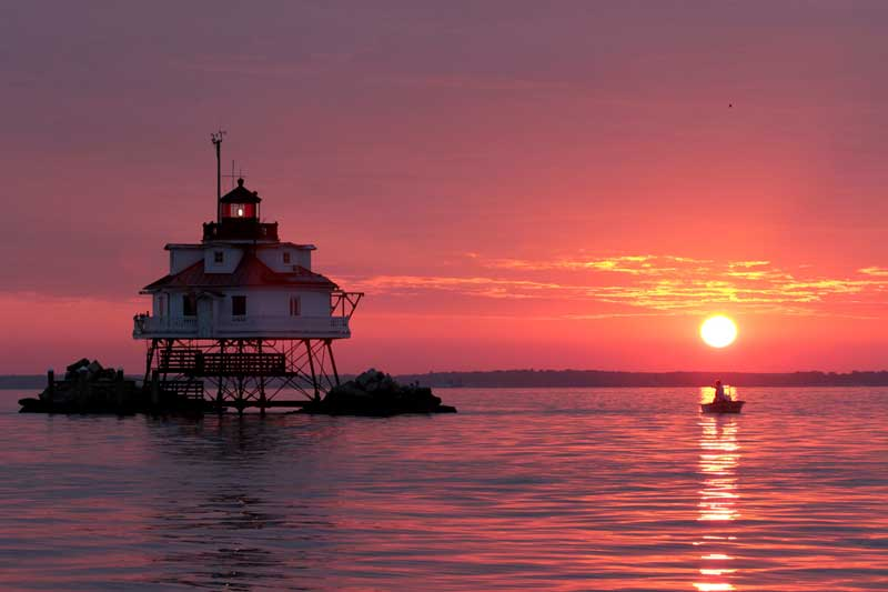 See the Bay: 10 Chesapeake Landmarks