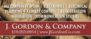 J. Gordon & Company specializes in complete marine systems: designing, installing, interfacing and repairing.