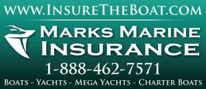 Marks Marine Insurance provides insurance for boats, yachts, charter boats and mega yachts