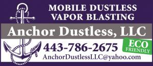 Anchor Dustless is a mobile dustless vapor blasting in Denton, Maryland.