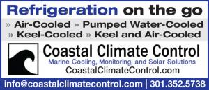 Coastal Climate Control is a marine cooling, monitoring, and solar solutions
