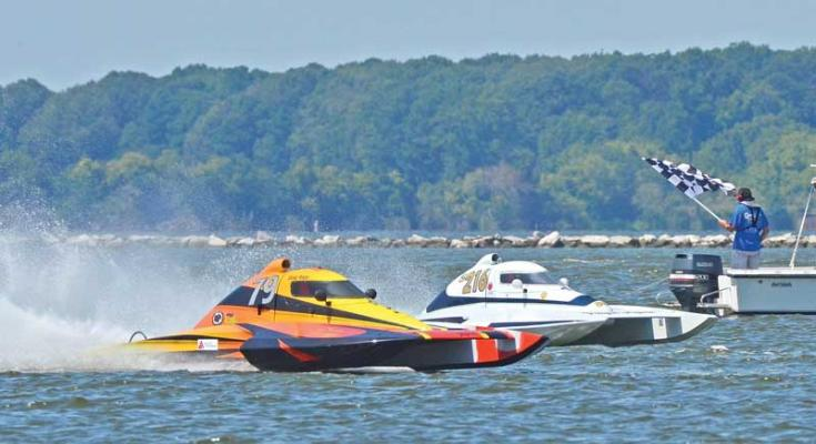 Powerboat Racing Events