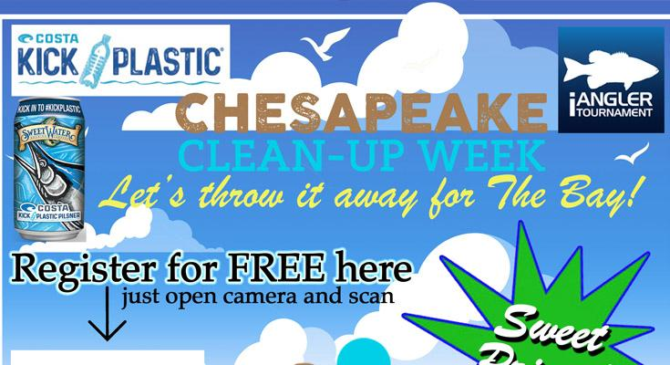 chesapeake Clean-Up Week
