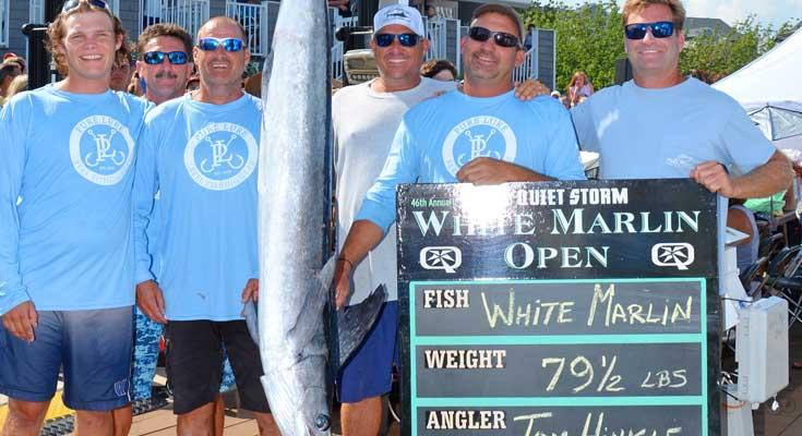 2019 white marlin open