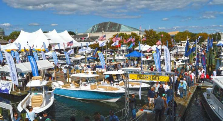 annapolis fall boat shows
