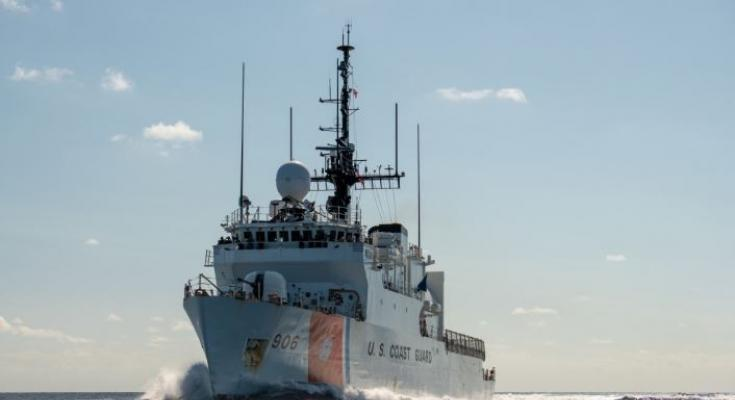 Coast Guard Cutter Seneca