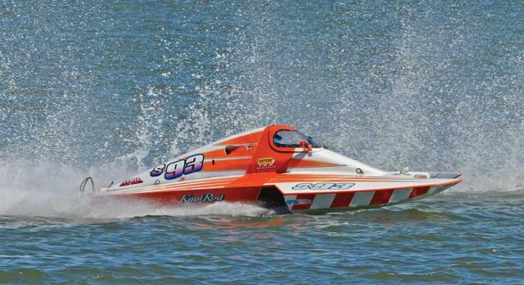 chesapeake bay powerboat racing