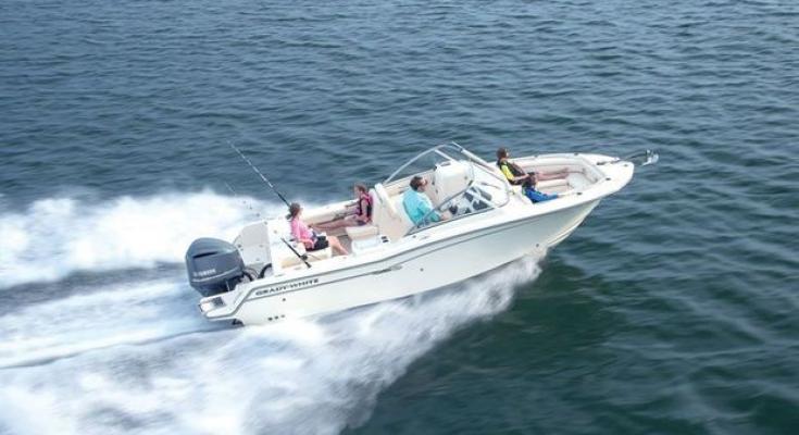 Boat Review: Grady-White 235 Freedom | PropTalk