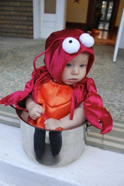 For DIY fans the Today show posted a video for making your own octopus costume. All you need is an umbrella colored socks newspaper and craft pom poms.  sc 1 st  PropTalk & Nautical Halloween Costumes | PropTalk