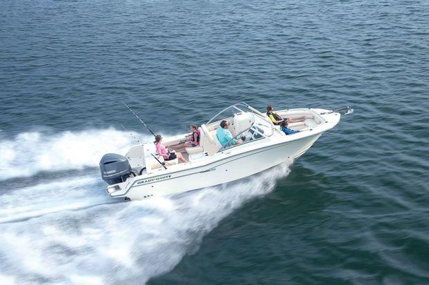 Boat Review: Grady-White 235 Freedom   PropTalk